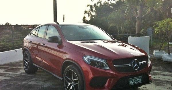 Primeira volta: Por R$ 415.900, Mercedes-Benz GLE 400 Coupé é ...