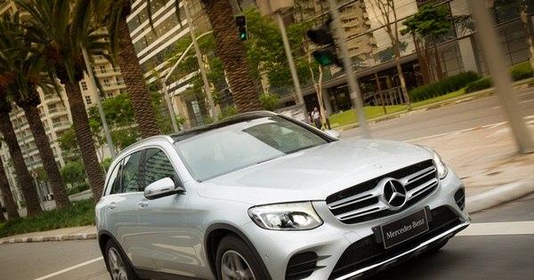 Mercedes lança GLC a partir de R$ 222.900, utilitário do Classe C ...