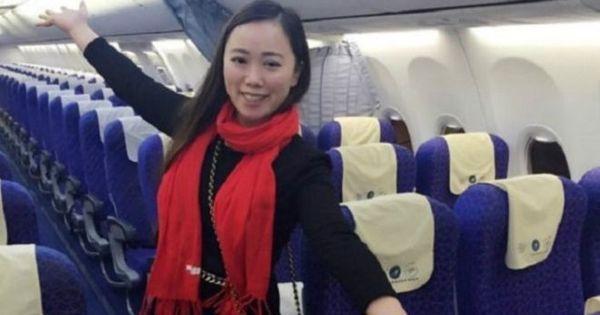 Após desistências por atraso, chinesa viaja sozinha em voo com ...