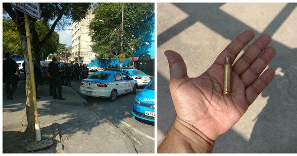 Homem é baleado durante operação policial na Praça Seca; tiroteio ...