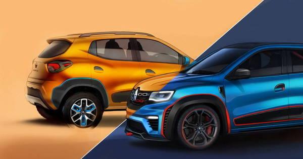 Salão de Nova Déli: Renault mostra compacto Kwid em duas ...