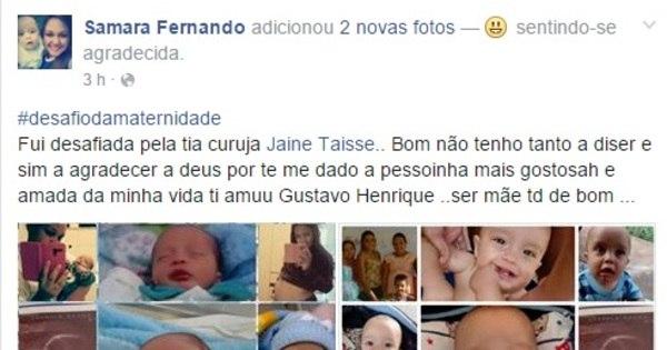 Recém-chegado ao Brasil, desafio da maternidade causou ...