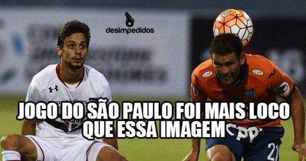 Susto do São Paulo e Wallace Maldini dominam memes - Fotos - R7 ...