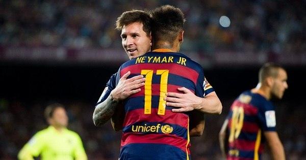 Barcelona repete com Neymar fórmula que deu certo com Messi ...