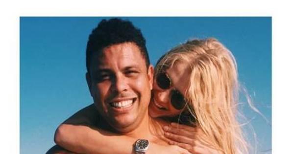 Namorada de Ronaldo Fenômeno entrega razão da pança do ex ...