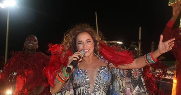 Daniela Mercury e Solange Almeida agitam Salvador - Fotos - R7 Pop