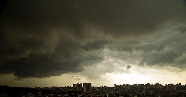 SP entra em estado de atenção para enchentes - Notícias - R7 São ...