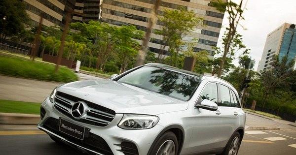 Conheça em detalhes o inédito Mercedes-Benz GLC, versão SUV ...