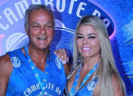 Famosos aprontaram em camarote na Sapucaí, no Rio. Saiba tudo aqui
