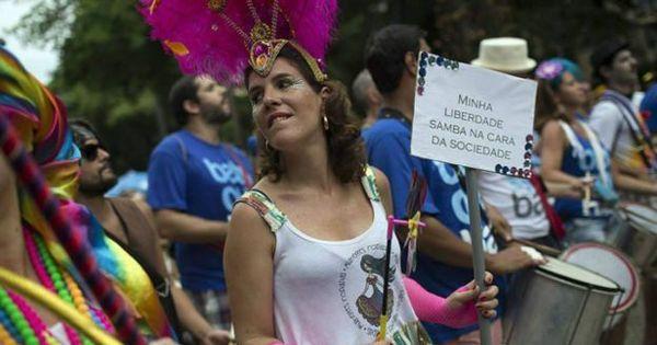 ' Pegação com respeito': Mulheres se mobilizam por Carnaval sem ...