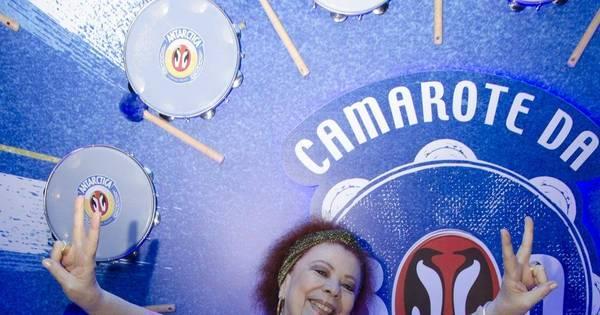 """Beth Carvalho tranquiliza fãs sobre estado de saúde: """"Estou ótima ..."""