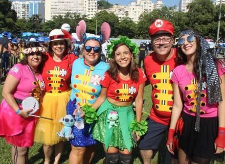 Bloco Sargento Pimenta volta<br />a misturar Beatles e carnaval