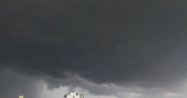 Chuva coloca parte de SP em atenção para alagamentos - Notícias ...