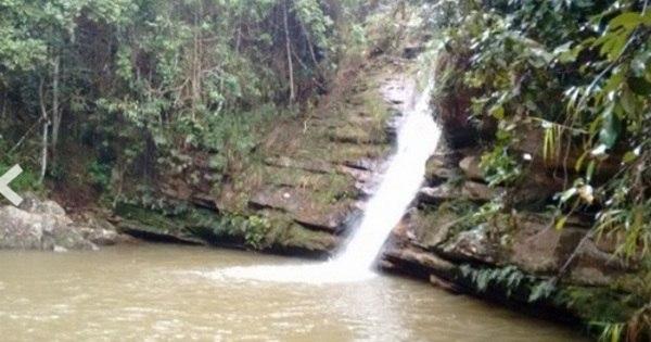 Morre mulher atingida por raio em cachoeira de Minas - Notícias ...