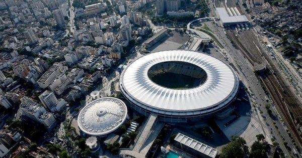 Vias do entorno do Maracanã fecham nesta terça para jogo da ...