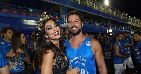 """Juliana Paes fala sobre futuro no Carnaval: """"Acho que meu ciclo na ..."""