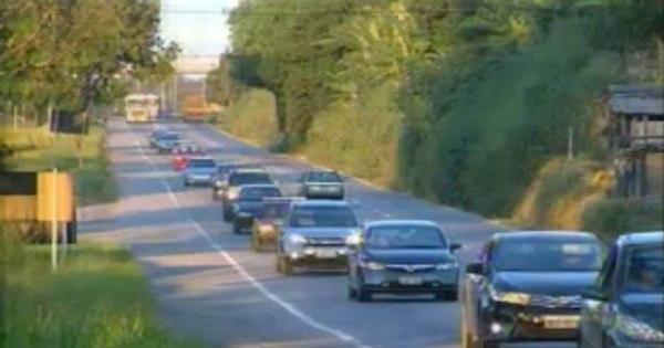 Obras e acidentes causam lentidão nas rodovias mineiras na volta ...