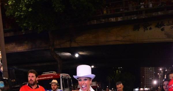Emocionada, Adriane Galisteu comenta sobre retorno ao Carnaval ...