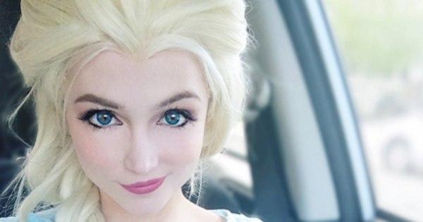 Rica estou! Americana torra fortuna em fantasia e vira princesa ...