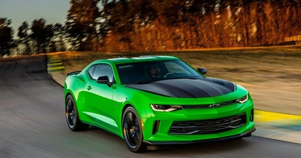 Novo Chevrolet Camaro ganha kit esportivo invocado - Fotos - R7 ...