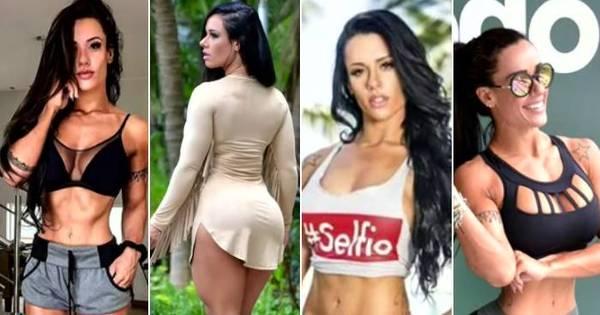 Conheça a brasileira dona do corpo mais perfeito dos EUA - Fotos ...