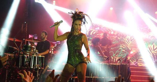 Depois de Salvador, Ivete Sangalo agita Carnaval de Recife ...
