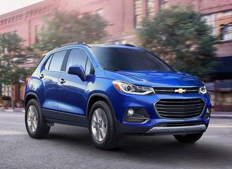 GM divulga as primeiras fotos<br />do novo Chevrolet Tracker