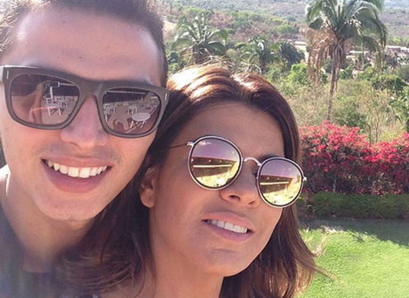 Noivo de Mara Maravilha revela<br />o nome do futuro filho do casal