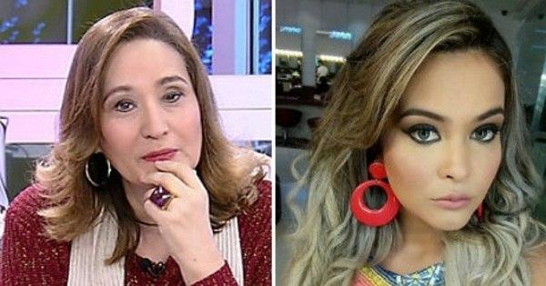 """Rivais! Sônia Abrão rebate ataques de Geisy Arruda: """"Nada do que ..."""
