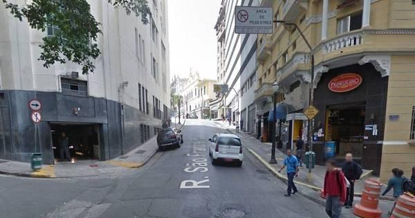Homem estupra e faz mulher refém em prédio no centro de São Paulo