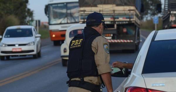 Número de acidentes graves cai 50% nas rodovias federais no ...