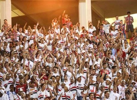 Libertadores faz São Paulo liderar o ranking das torcidas em 2016