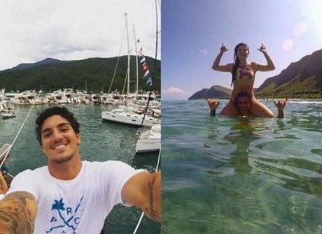 Principais surfistas brasileiros deixam as suas férias para trás
