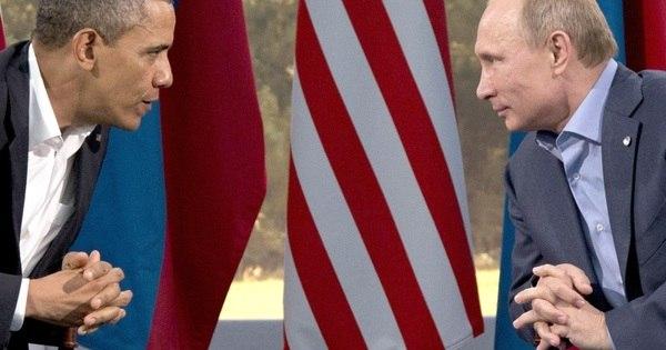 Putin e Obama acertam cooperação para implementar acordo sobre ...