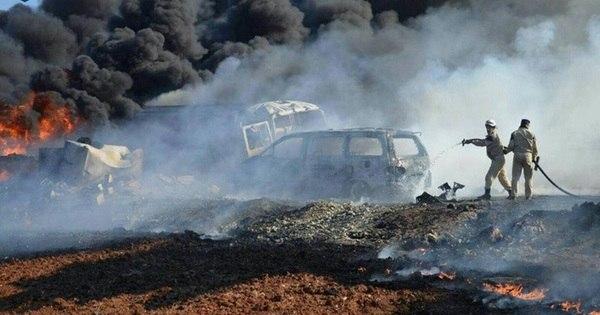 'reação dura' a avanço de combatentes curdos na Síria