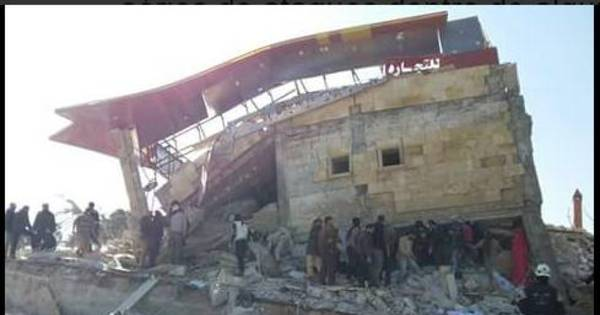 Hospital dos Médicos Sem Fronteiras na Síria é alvo de ataques ...