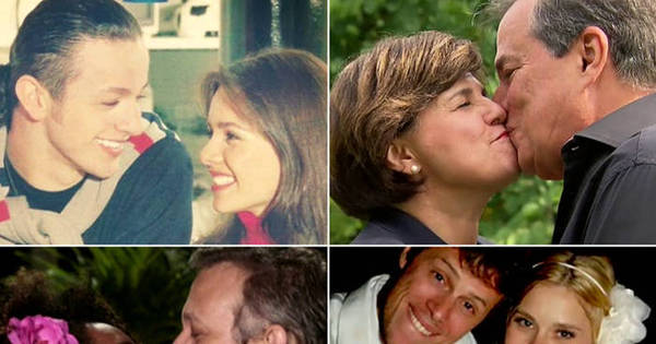Veja histórias de famosos que voltaram ao primeiro amor depois de ...