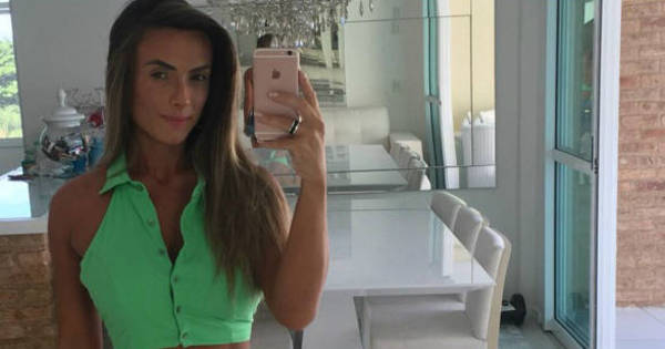 Após emagrecer 10 quilos, Nicole Bahls fala sobre novo corpo ...
