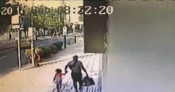 PM surta e atira contra vizinho e ex-mulher na frente da filha de 5 anos