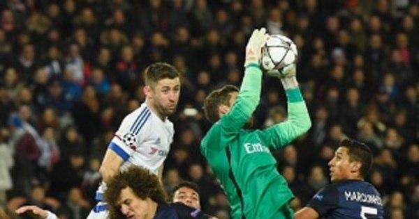 PSG vence o Chelsea na abertura das oitavas de final da Liga dos ...