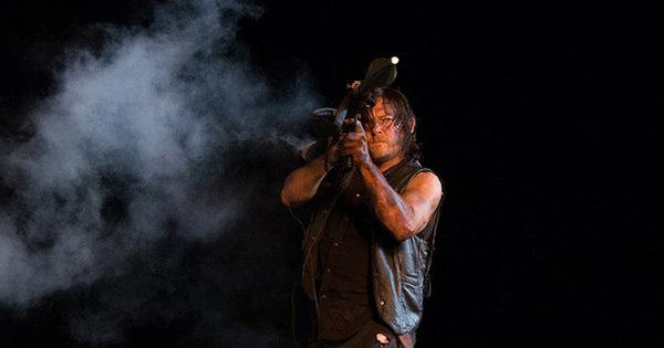 Sexta temporada de The Walking Dead retorna de forma ...