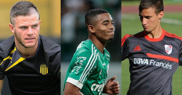 Olho neles! Veja 10 promessas da Libertadores 2016 - Fotos - R7 ...