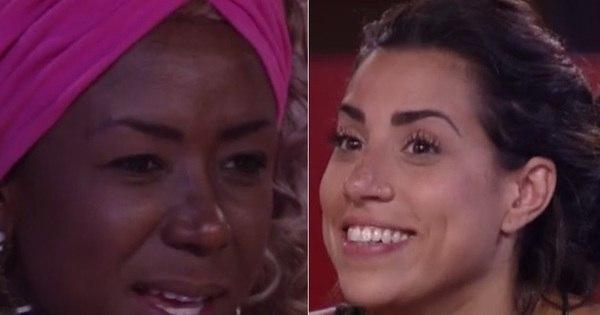 Adélia descobre que Juliana é ex de Thiaguinho e dá um berro ...
