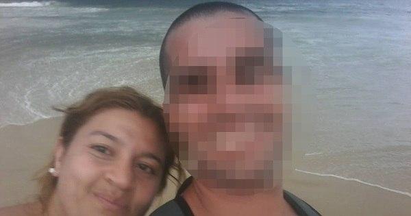 Marido de turista argentina morta na praia de Copacabana se ...