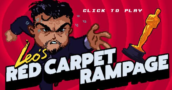 Ajude Leo DiCaprio a ganhar um Oscar neste divertido jogo online ...