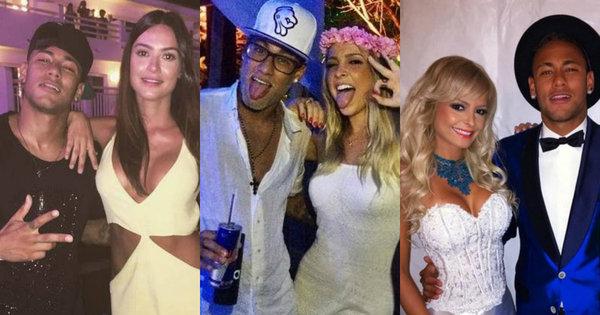 30 amigas de Neymar que param qualquer balada - Fotos - R7 Rio ...