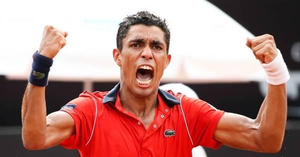 Surpresa do tênis, Thiago Monteiro salta no ranking e promete mais ...