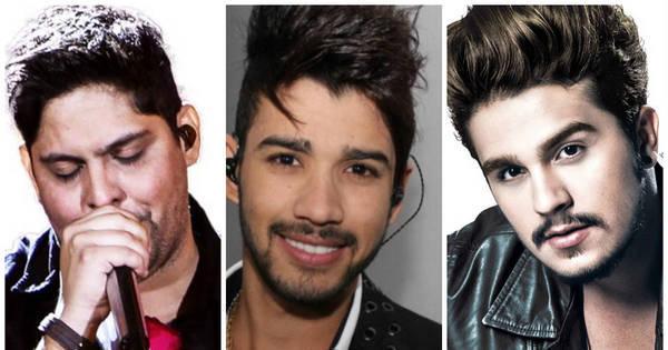 Jorge e Mateus, Gusttavo Lima e Luan Santana foram os músicos ...