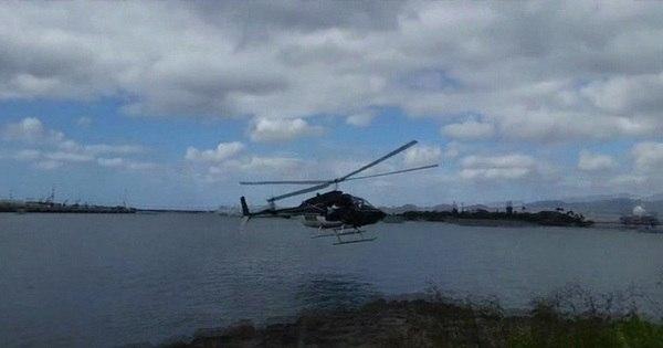Vídeo flagra queda dramática de helicóptero nos EUA - Notícias ...