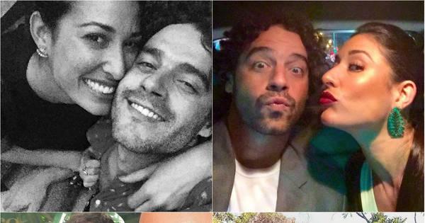 Apaixonados! Veja as melhores fotos de Giselle Itié e Guilherme ...